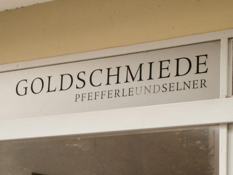 Peter Selner - charivario Goldschmiede München